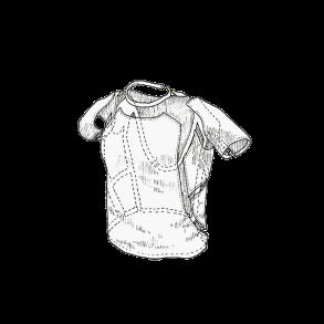 Petit pont t-shirt blanc copie