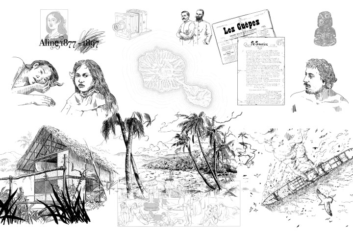 gauguin dessin